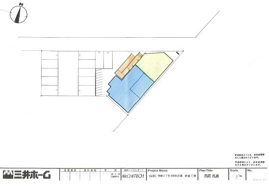 (仮称)平塚5丁目ドクターズレントハウス計画